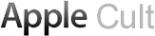 Логотип компании Apple Cult