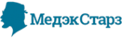 Логотип компании МЕДЭК СТАРЗ ИНТЕРНЕШНЛ