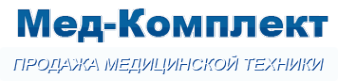 Логотип компании Мед-Комплект