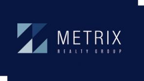 Логотип компании Метрикс Риэлти Групп