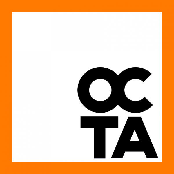 Логотип компании OCTA Media