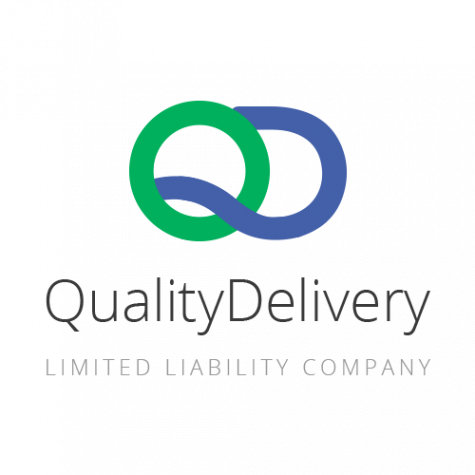 Логотип компании Quality Delivery LLC