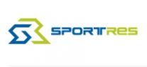Логотип компании «СпортРес»