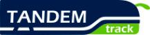 Логотип компании ТАНДЕМ ТРЭК