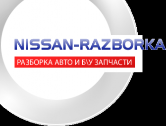 Логотип компании Nissan-razborka