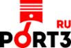 Логотип компании Port3.ru