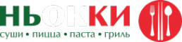 Логотип компании Ньокки