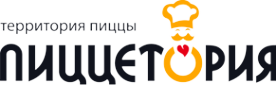Логотип компании Пиццетория