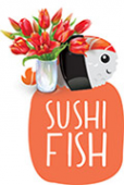 Логотип компании СушиФиш