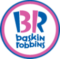 Логотип компании Баскин Роббинс