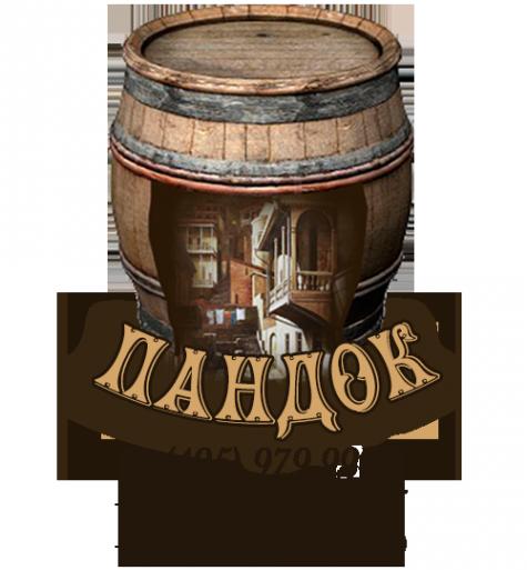 Логотип компании Пандок