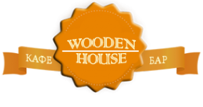 Логотип компании Wooden house