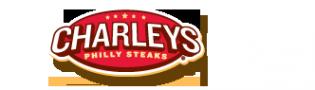 Логотип компании CHARLEYS Philly Steaks