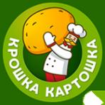 Логотип компании Крошка Картошка