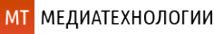 Логотип компании Медиа Технологии