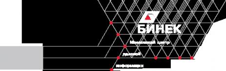 Логотип компании БИНЕК