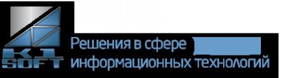 Логотип компании К1 СОФТ