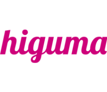 Логотип компании Higuma