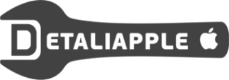 Логотип компании DetaliApple