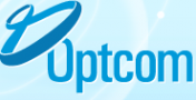 Логотип компании Optcom