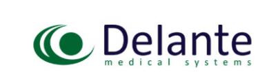 Логотип компании Деланте