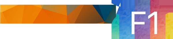 Логотип компании F1