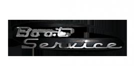 Логотип компании Boot Service