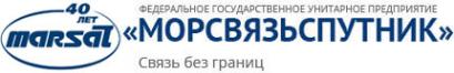 Логотип компании Морсвязьспутник ФГУП