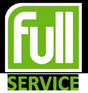 Логотип компании FullService