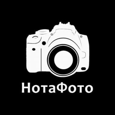 Логотип компании НотаФото