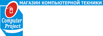 Логотип компании Computer project