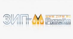 Логотип компании Зип-М Ритейл
