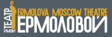 Логотип компании Московский драматический театр им. М.Н. Ермоловой
