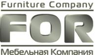 Логотип компании Мебельная компания ФОР