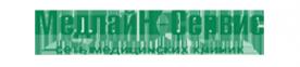 Логотип компании Медлайн-Сервис