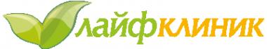 Логотип компании Лайф Клиник