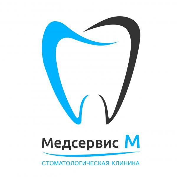 Логотип компании Медсервис М