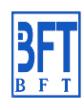 Логотип компании BFT-Denta