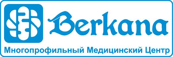 Логотип компании Berkana