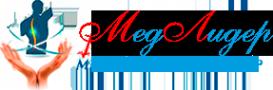 Логотип компании МедЛидер