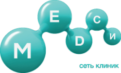 Логотип компании Медси