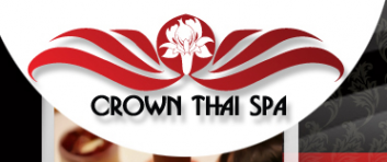 Логотип компании Crown Thai Spa