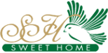 Логотип компании SweetHome