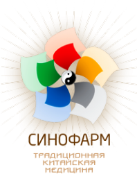 Логотип компании СИНОФАРМ