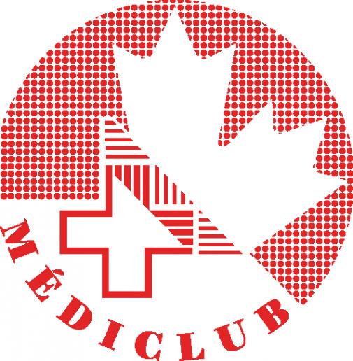 Логотип компании Медиклуб