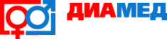 Логотип компании Диамед