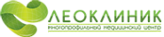 Логотип компании ЛЕОКЛИНИК