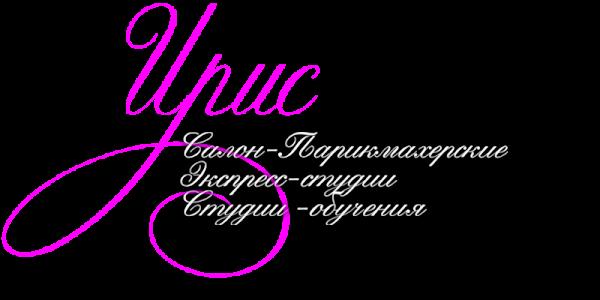 Логотип компании Ирис