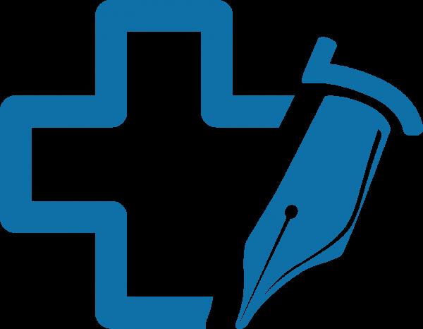 Логотип компании Центральная поликлиника Литфонда