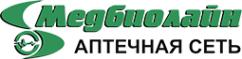 Логотип компании Медбиолайн